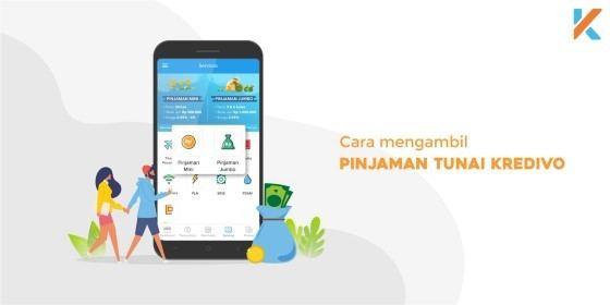 Kredivo Indonesia — Cara Cepat Pinjam Uang