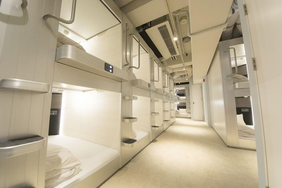 Capsule hotel — Blog Article